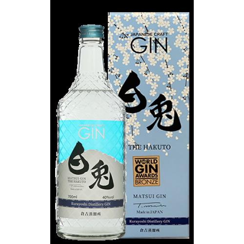 *NEW* Matsui Craft Gin - The Hakuto 白兎 700ml
