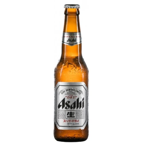Asahi Super Dry Bottle 330ml