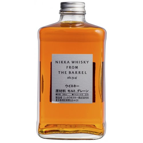 Nikka From The Barrel (Alc 51.4%) 500ml