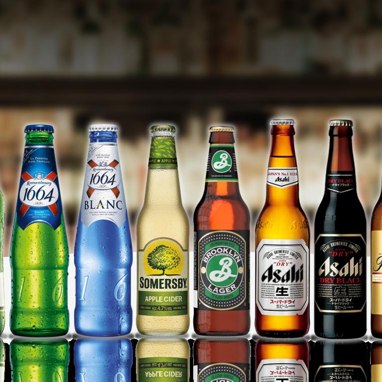 Liquor & beverages