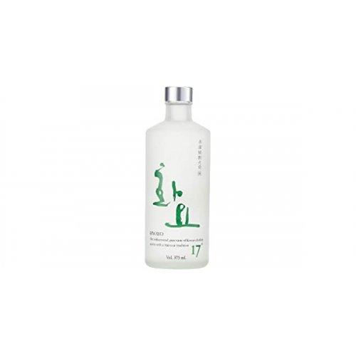HWAYO 17 Premium Korean Soju 375ml