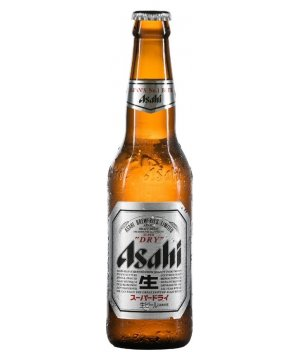 Asahi Super Dry Bottle Beer