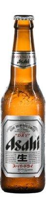 Asahi Super Dry Bottle Beer