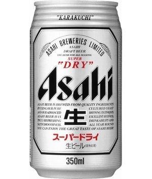 Asahi Super Dry Can Beer