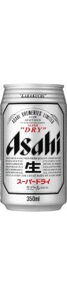 Asahi Super Dry Can Beer