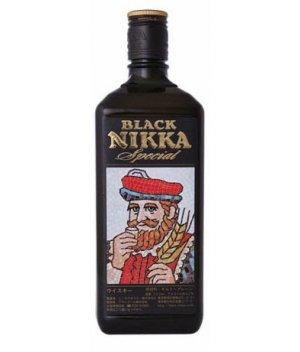 Nikka Black Special (Alc 42%)