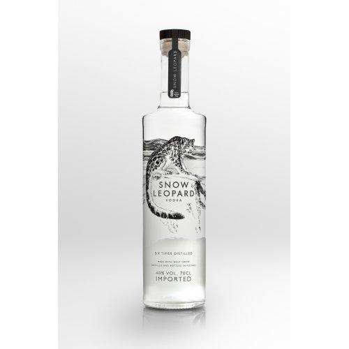 Snow Leopard Vodka (Alc 40%) 700ml