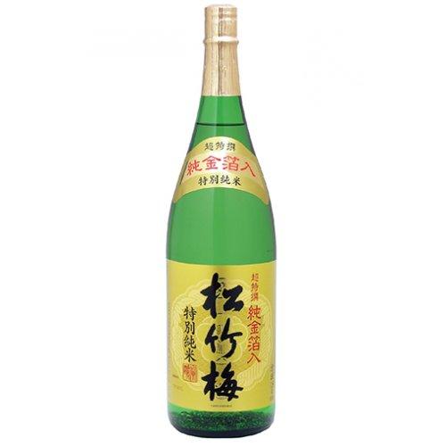 Takara Shochikubai Gold Leaf Tokubetsu Junmai 1800ml