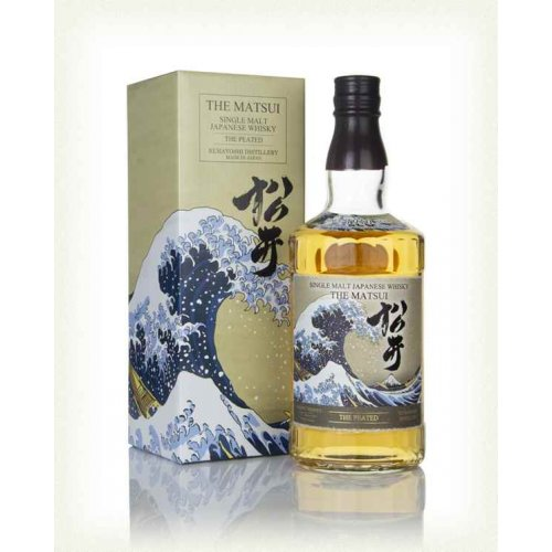 *NEW* Matsui Single Malt Japanese Whisky - The Peated 700ml